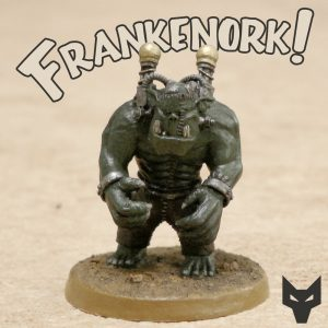 Fox Box Frankenork