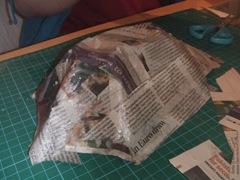 papiermache-coating